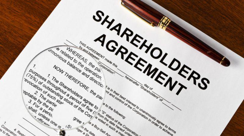 توافقنامه سهامداران